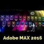 La tabla periódica pero de la creatividad en Adobe MAX