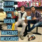 Llegó Bucky, un diseño de maestros mexicanos