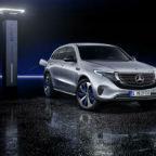 Mercedes Benz se lanza al mercado eléctrico con su nueva SUV