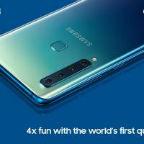 Samsung Galaxy A9: Características y precio