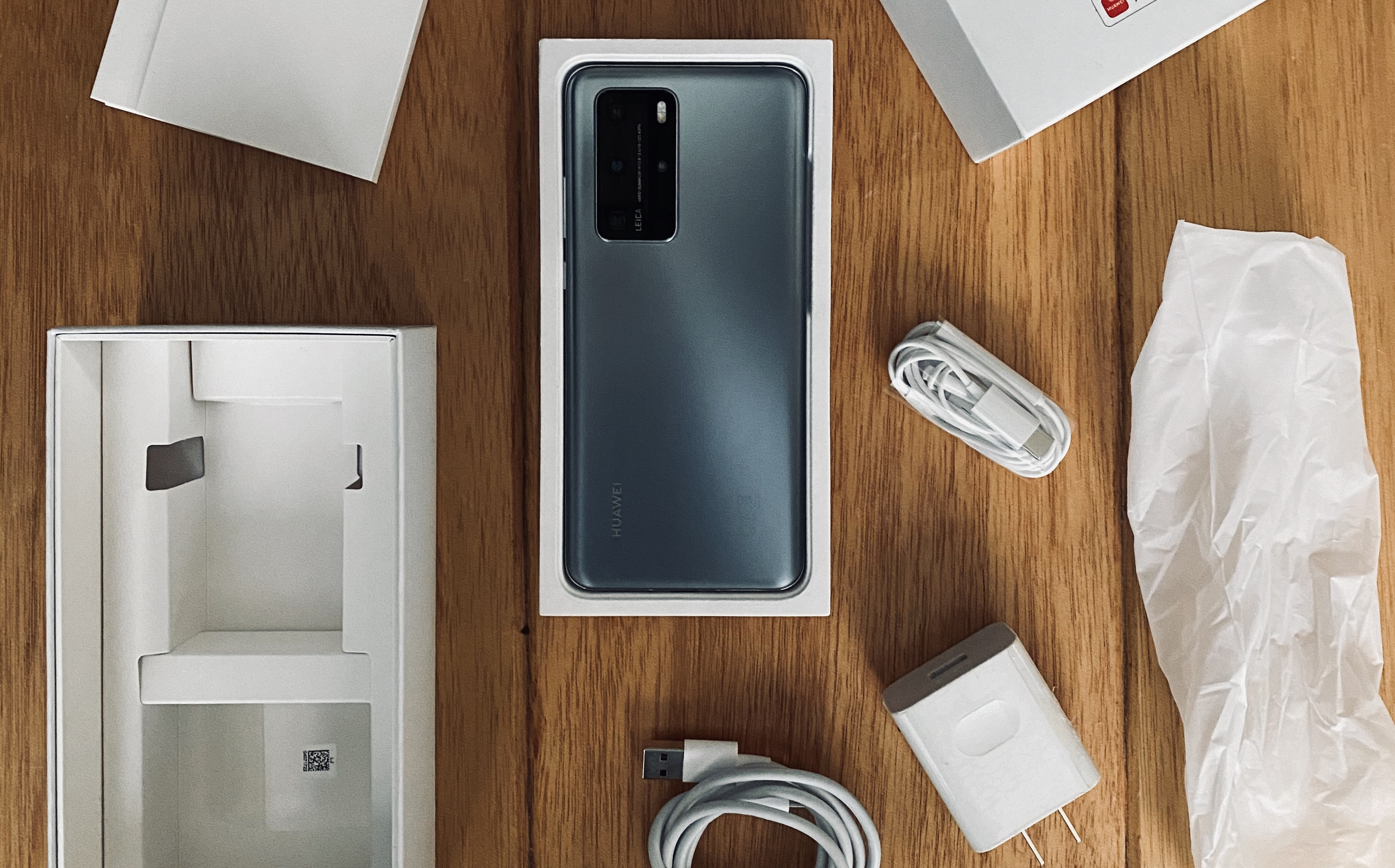 Huawei P40 Pro camara